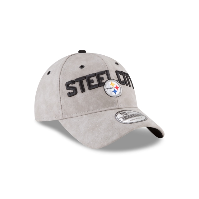 Pittsburgh Steelers Draft NFL 2018 9TWENTY Strapback | Gorras de Pittsburgh Steelers | New Era México