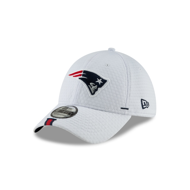 New England Patriots NFL Training 2019  39THIRTY Elástica | Gorras de New England Patriots | New Era México