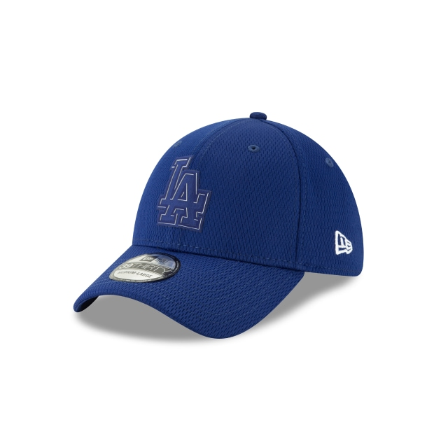 Los Angeles Dodgers Clubhouse 2019  39thirty Elástica | Los Angeles Dodgers Caps | New Era Cap