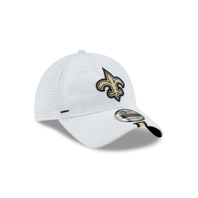 New Orleans Saints Nfl Training 2019  9twenty Strapback | New Orleans Saints Caps | New Era Cap