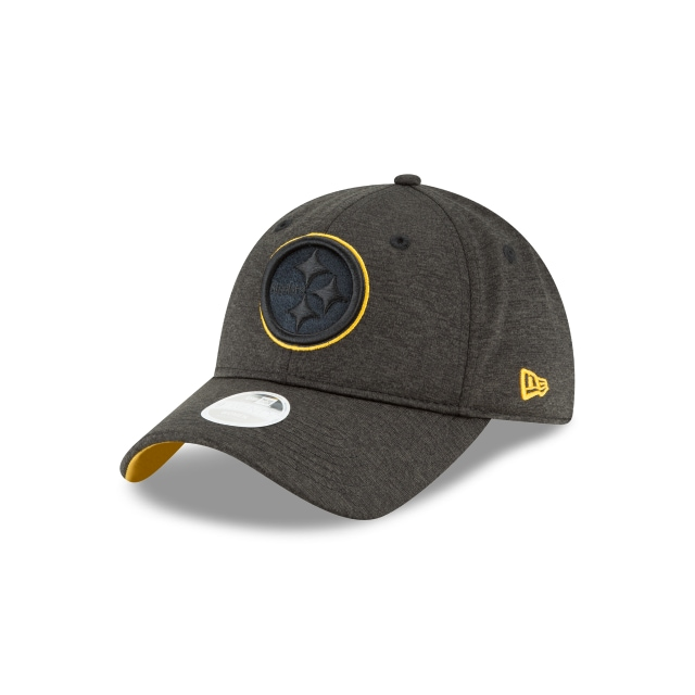 Pittsburgh Steelers Vivid Fan Mujer 9TWENTY Strapback | Gorras de Pittsburgh Steelers | New Era México