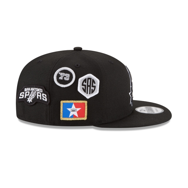 San Antonio Spurs NBA Draft 2018 9FIFTY Snapback | Gorras de San Antonio Spurs | New Era México