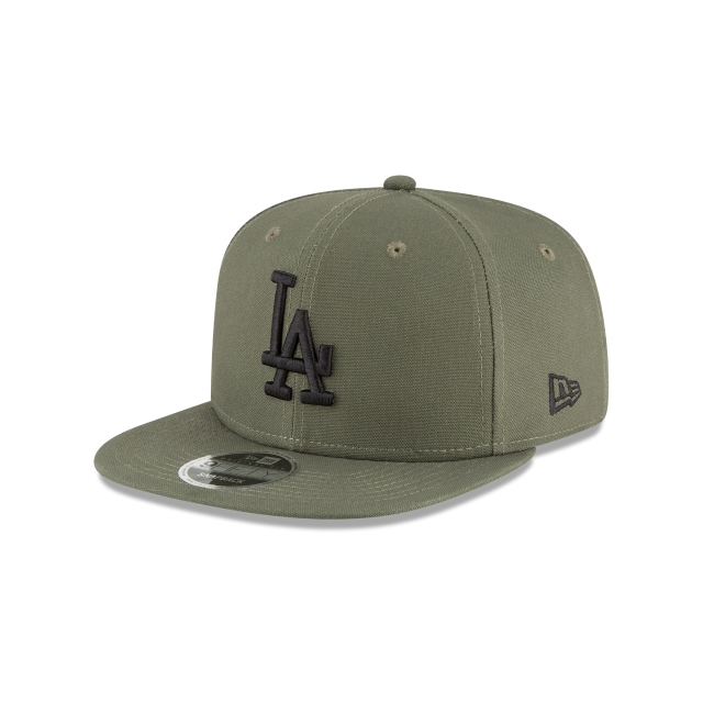 Los Angeles Dodgers Canvas Collection Pack 9FIFTY OF Snapback | Gorras de Los Angeles Dodgers | New Era México