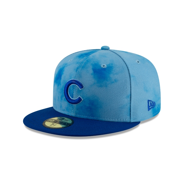 Chicago Cubs Mlb Father's Day 2019  59fifty Cerrada | Chicago Cubs Caps | New Era Cap