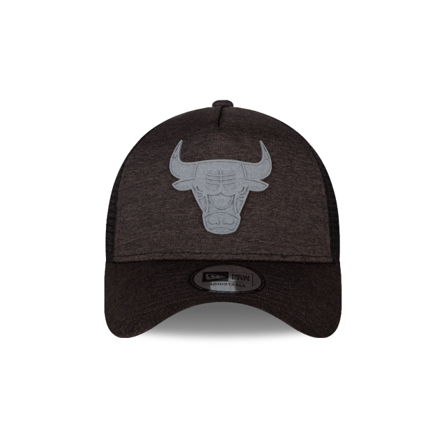 Chicago Bulls Concrete Jersey  9FORTY AF Strapback | Gorras de Chicago Bulls | New Era México