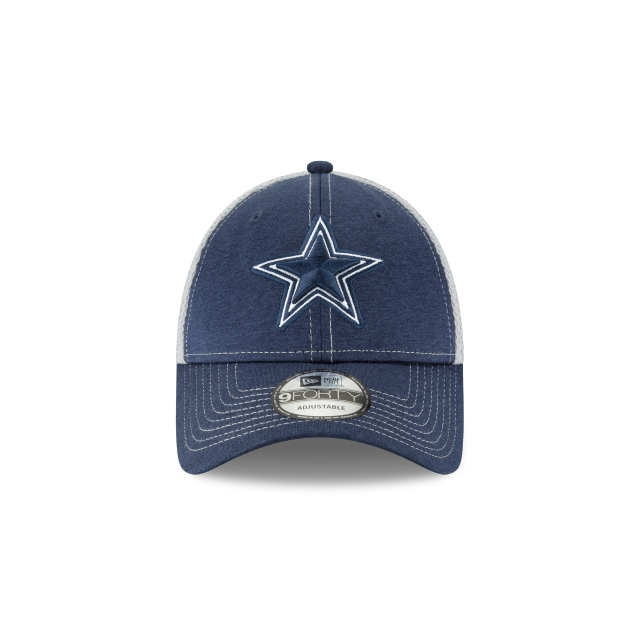 Dallas Cowboys Shadow Turn 9FORTY Strapback | Gorras de Dallas Cowboys | New Era México