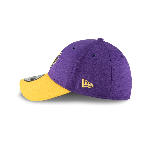 Minnesota Vikings Nfl Sideline Defend 2018  39thirty Elástica | Minnesota Vikings Caps | New Era Cap
