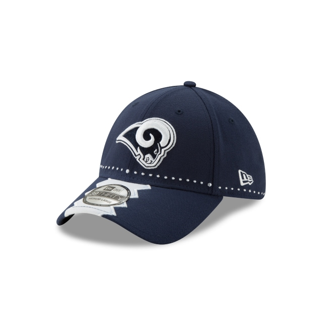 Gorra De Los Angeles Rams Nfl Draft 2019  39thirty Elástica | New Era Cap
