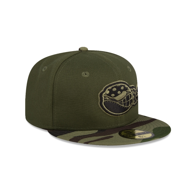 Piratas De Campeche Lmb Camo Pack 59fifty Cerrada | Piratas De Campeche Caps | New Era Cap