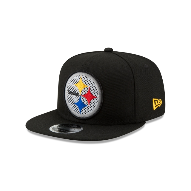 Pittsburgh Steelers Meshed Mix  9fifty Of Snapback | New Era Cap