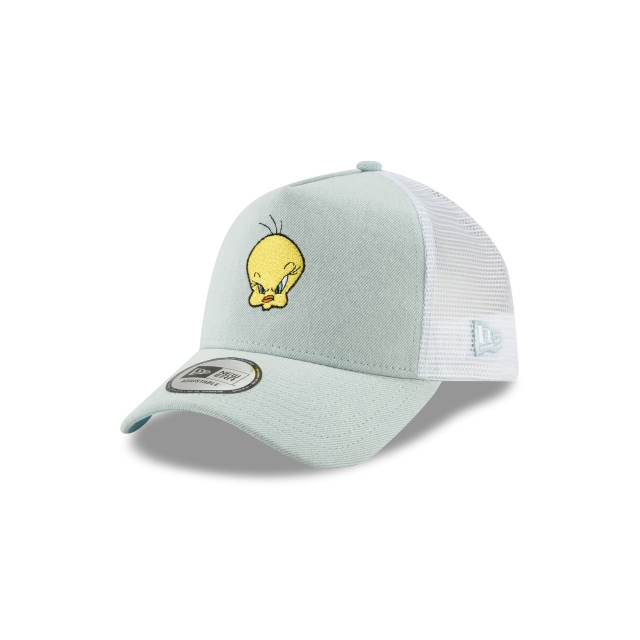 Tweety Bird Looney Tunes  9forty Af Trucker Strapback | New Era Cap