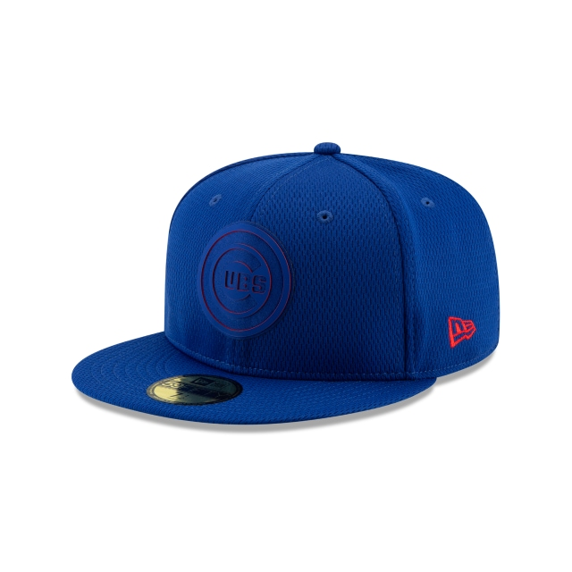 Chicago Cubs Clubhouse 2019  59fifty Cerrada | New Era Cap