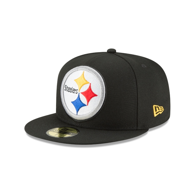 Pittsburgh Steelers Squad Twist 59FIFTY Cerrada | Gorras de Pittsburgh Steelers | New Era México