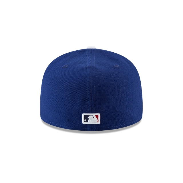 Los Angeles Dodgers Authentic Collection  59FIFTY Cerrada | Gorras de Los Angeles Dodgers | New Era México