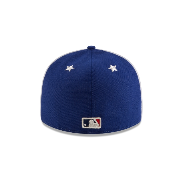 Los Angeles Dodgers Mlb All-star Game 2018  59fifty Lp Cerrada | Los Angeles Dodgers Caps | New Era Cap