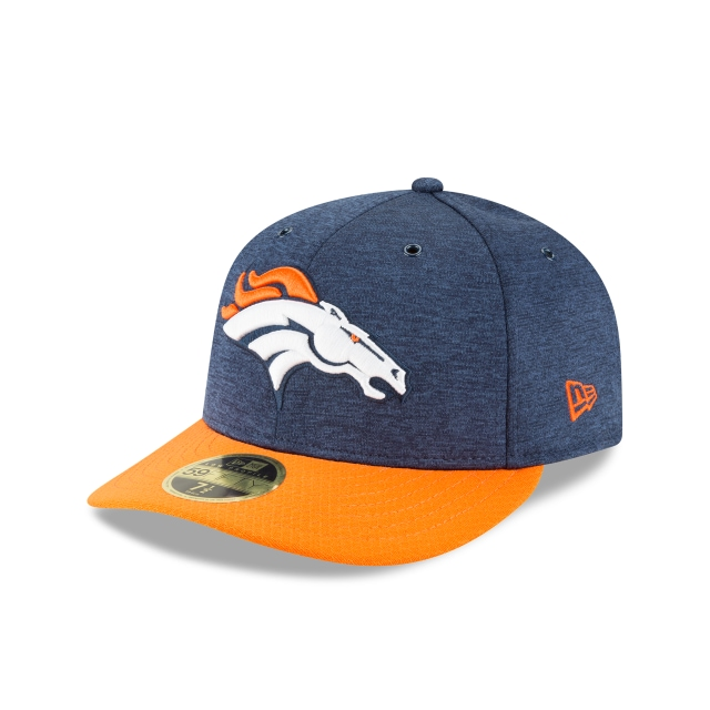 Denver Broncos Nfl Sideline Defend 2018 59fifty Lp Cerrada | Denver Broncos Caps | New Era Cap