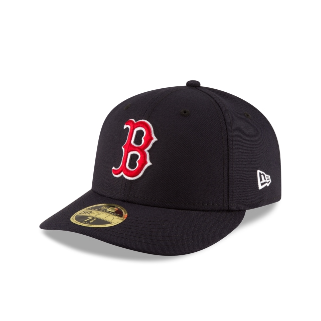 Boston Red Sox Authentic Team  59fifty Lp Cerrada | Boston Red Sox Caps | New Era Cap