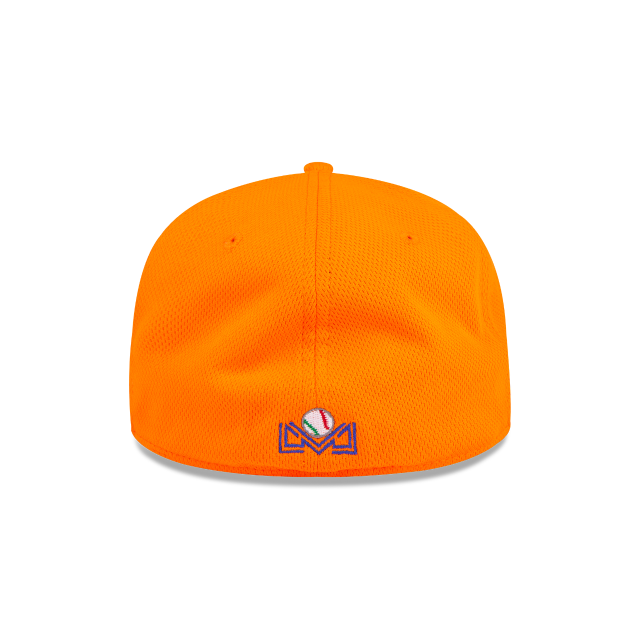 Naranjeros De Hermosillo Lmp Neon Series  59fifty Cerrada | Naranjeros De Hermosillo Caps | New Era Cap