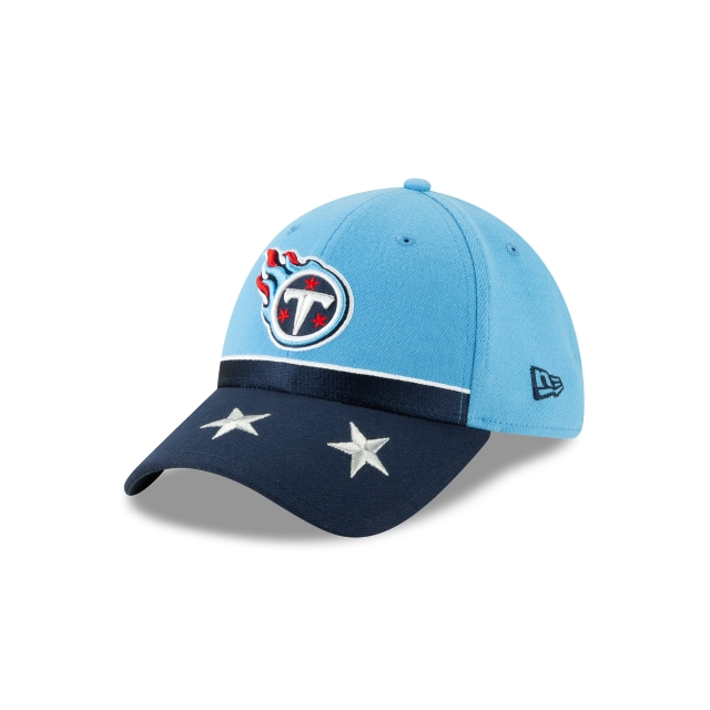 Gorra De Tennessee Titans Nfl Draft 2019  39thirty Elástica | New Era Cap