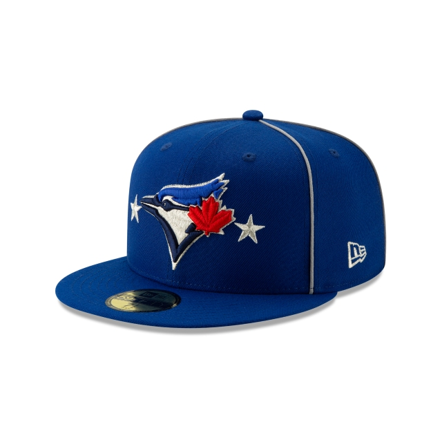 Toronto Blue Jays Mlb All Star Game 2019  59fifty Cerrada | Toronto Blue Jays Caps | New Era Cap
