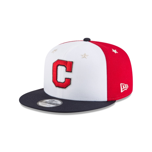 Cleveland Indians Mlb All-star Game 2018  9fifty Snapback | New Era Cap