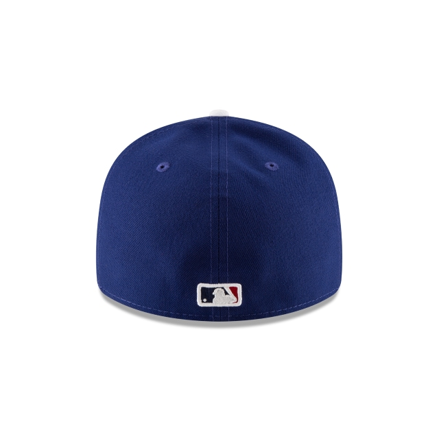 Los Angeles Dodgers Authentic Team  59fifty Lp Cerrada | Los Angeles Dodgers Caps | New Era Cap