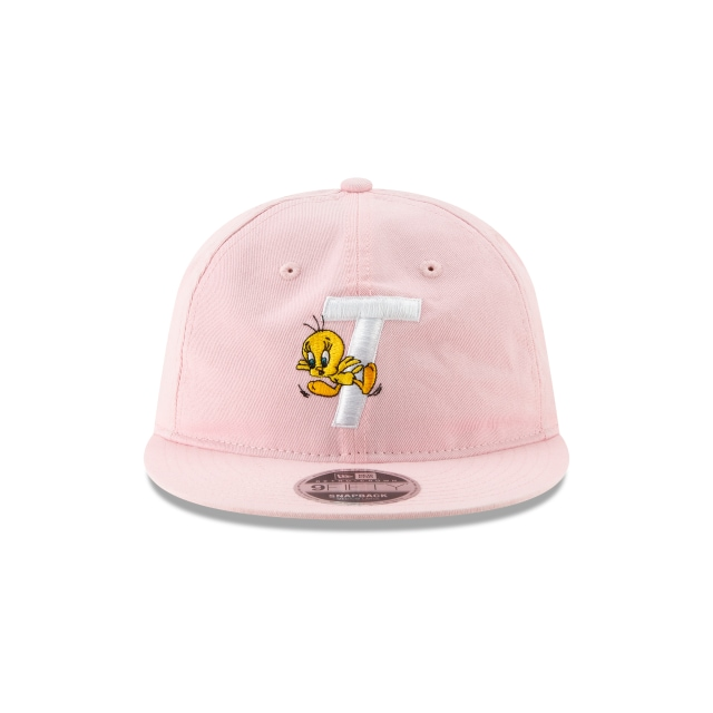 Tweety Bird Looney Tunes 9fifty Rc Snapback | Looney Tunes Caps | New Era Cap