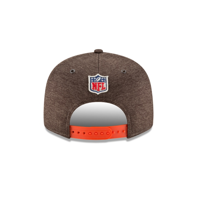 Cleveland Browns NFL Sideline Defend 2018 9FIFTY Snapback | Gorras de Cleveland Browns | New Era México