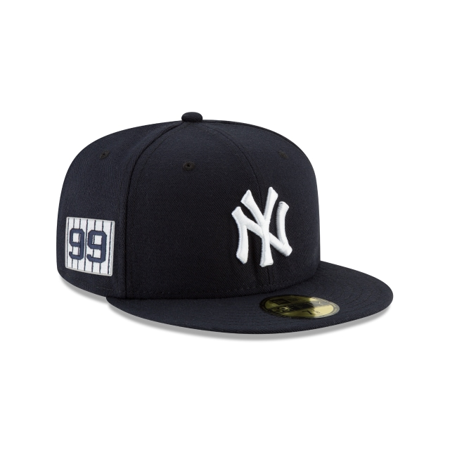 Gorra De New York Yankees Player Number 99 Aaron Judge 59fifty Cerrada | New Era Cap