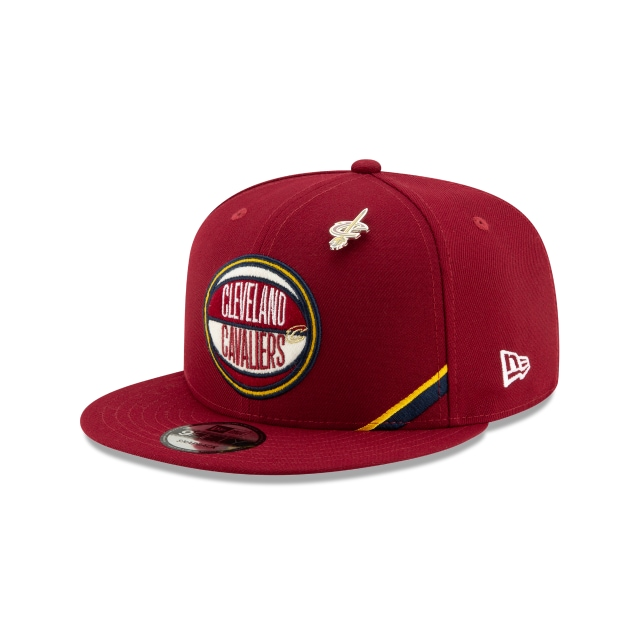 Cleveland Cavaliers Nba Draft 2019  9fifty Snapback | Cleveland Cavaliers Caps | New Era Cap