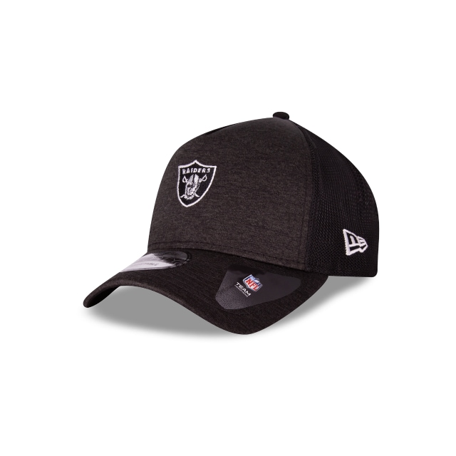 Oakland Raiders Basic Trucker  9forty Af Trucker Strapback | New Era Cap