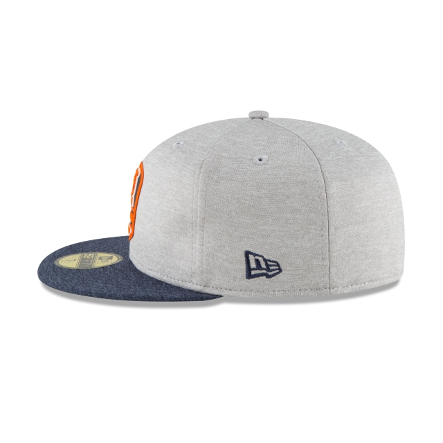 Chicago Bears Nfl Sideline Attack 59fifty Cerrada | Chicago Bears Caps | New Era Cap