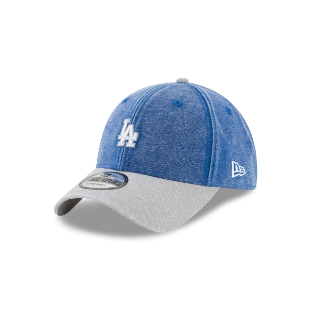 Los Angeles Dodgers Rugged Canvan 9twenty Strapback | New Era Cap