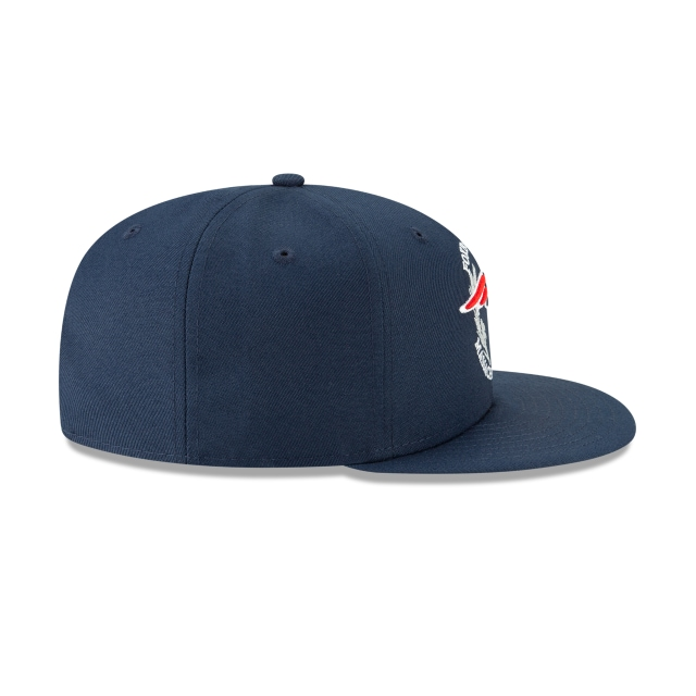 New England Patriots NFL Draft 2019  9FIFTY Snapback | Gorras de New England Patriots | New Era México