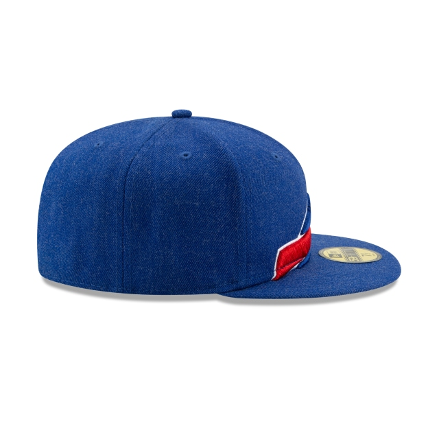 Gorra de Buffalo Bills Logo Flipped  59FIFTY Cerrada | Gorras de Buffalo Bills | New Era México