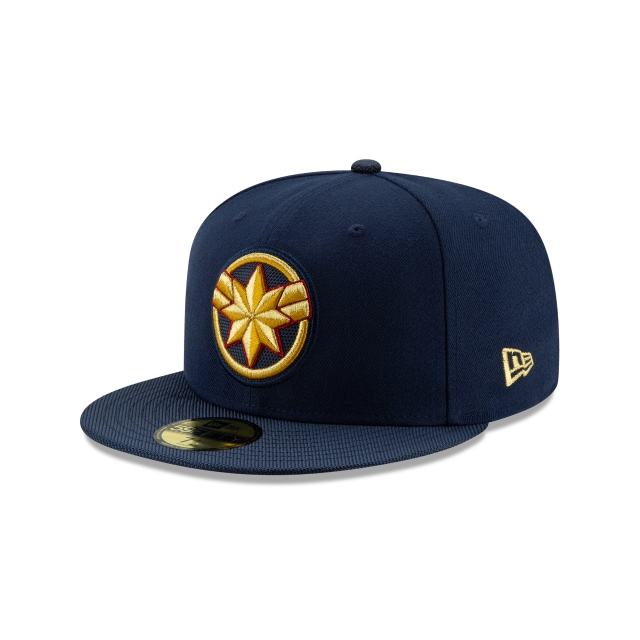 Captain Marvel  59fifty Cerrada | New Era Cap