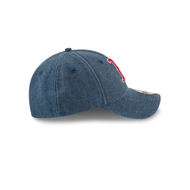 Boston Red Sox Rugged Heather  9twenty Strapback | Boston Red Sox Caps | New Era Cap