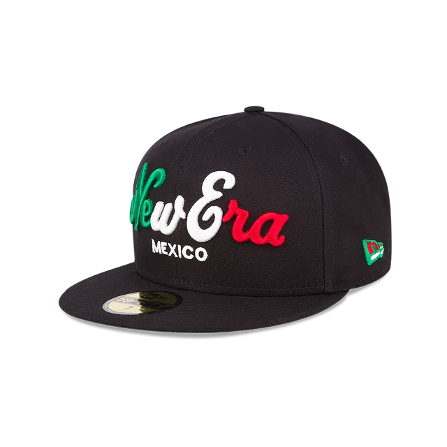New Era Básicos De México  59fifty Cerrada | New Era Cap