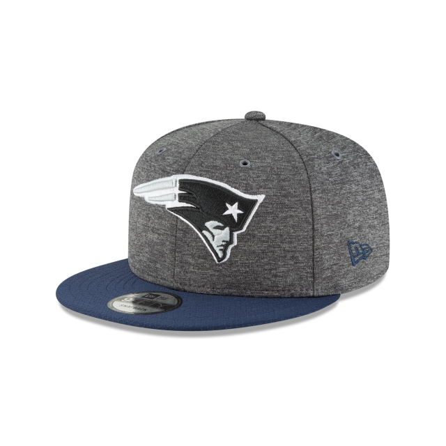 New England Patriots Nfl Sideline Defend 2018 9fifty Snapback | New Era Cap