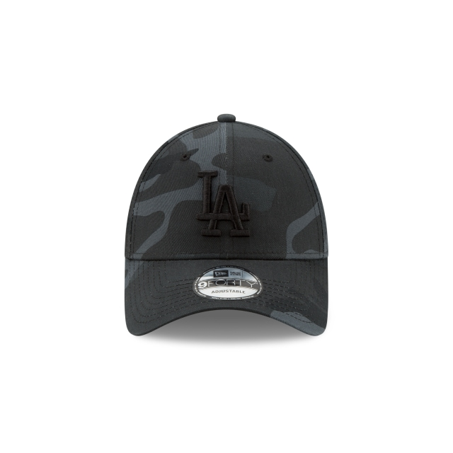 Los Angeles Dodgers Camo Essential  9forty Strapback | Camo Estl 940 Caps | New Era Cap