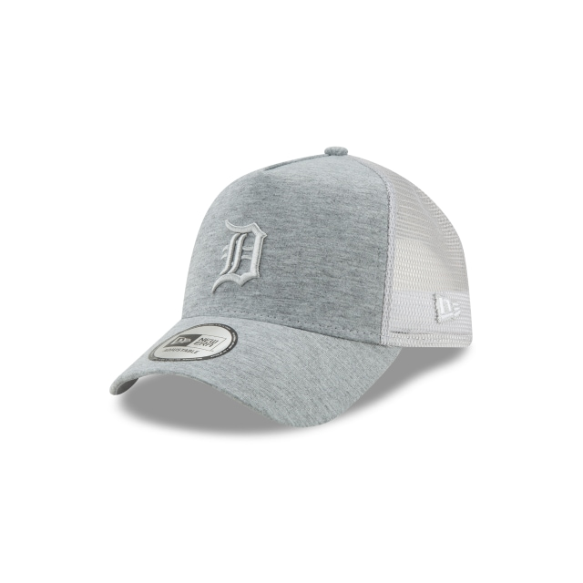 Detroit Tigers Essential Jersey  9forty Af Trucker Strapback | New Era Cap