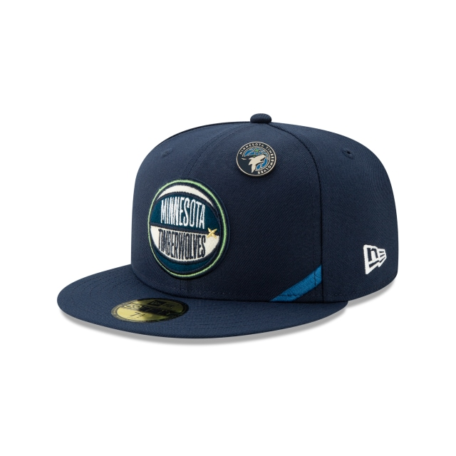 Minnesota Timberwolves Nba Draft 2019  59fifty Cerrada | New Era Cap