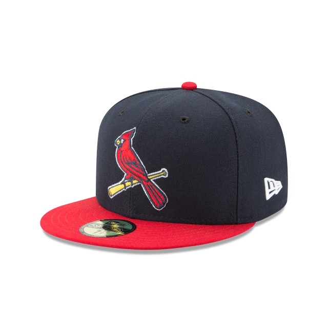 St. Louis Cardinals Authentic Collection 59fifty Cerrada | New Era Cap