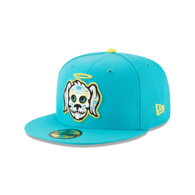 Charleston River Dogs Milb Copa De La Diversión  59fifty Cerrada | New Era Cap