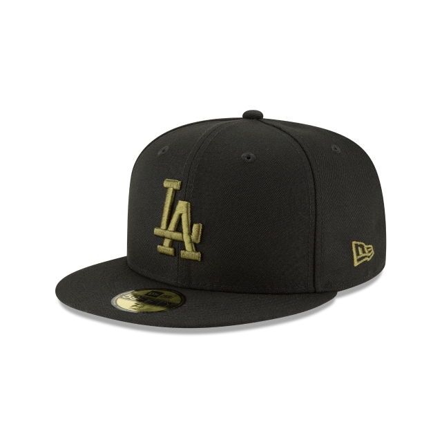Los Angeles Dodgers League Essential  59fifty Cerrada | Los Angeles Dodgers Caps | New Era Cap