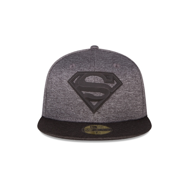 Superman Concrete Jersey  59FIFTY Cerrada | Gorras Concrete Jersey | New Era México
