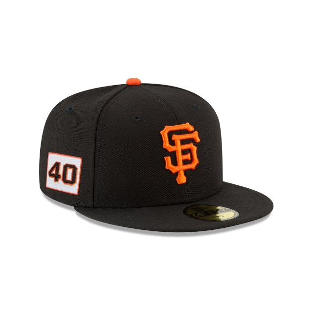 Gorra De San Francisco Giants Player Number 40 Madison Bumgarner 59fifty Cerrada | New Era Cap