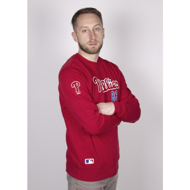 Philadelphia Phillies Team Script Sudadera | Philadelphia Phillies Team Script | New Era México