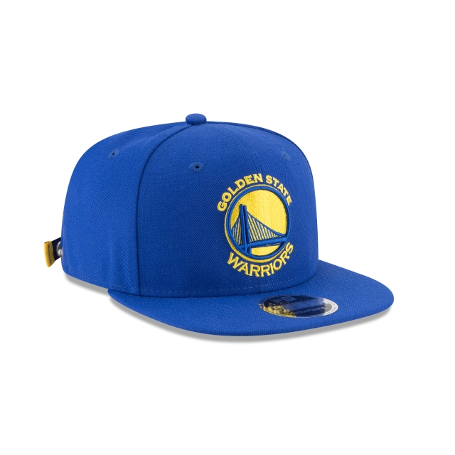Golden State Warriors Strapped Snap  9fifty Of Snapback | Golden State Warriors Caps | New Era Cap