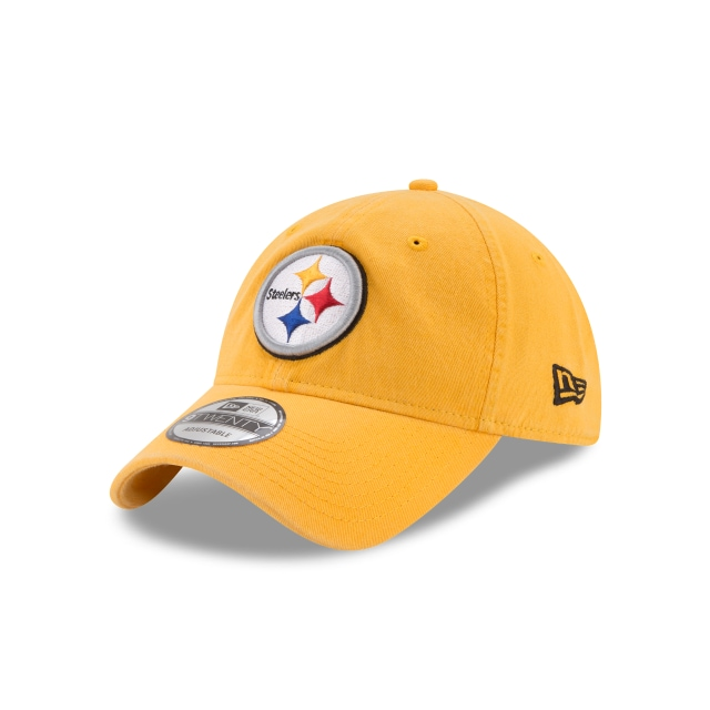 Pittsburgh Steelers Core Classic 9TWENTY Strapback | Gorras de Pittsburgh Steelers | New Era México